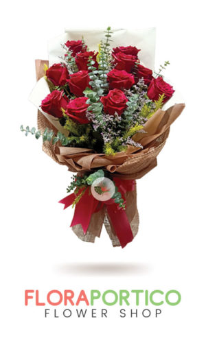 bouquet of roses 1
