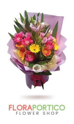 bouquet of gerberas 2