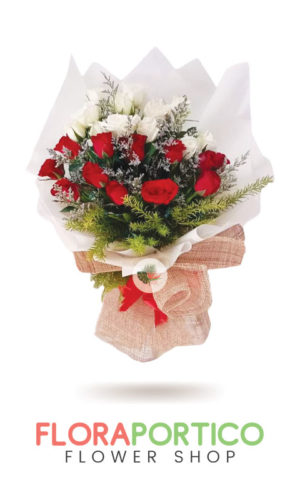 Bouquet of Roses 12