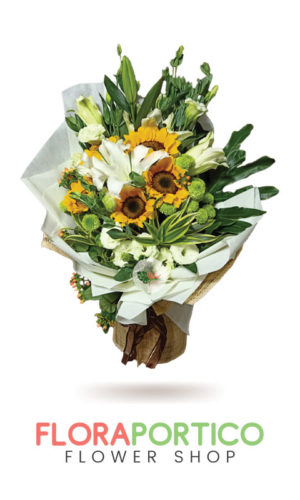 bouquet of mixed flowers 1