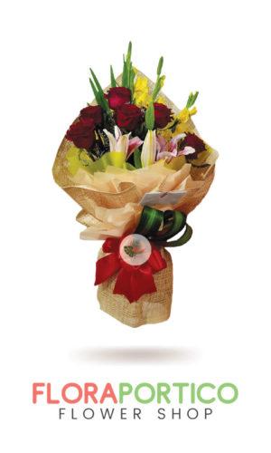 bouquet of stargazer 2