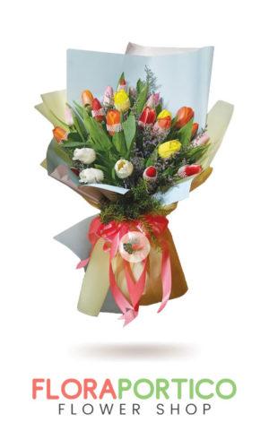 Bouquet of Tulips 3
