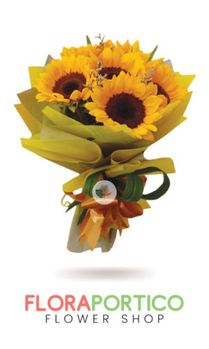 Bouquet of Sunflowers 2