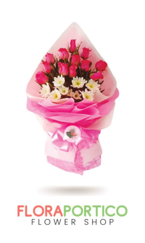 Bouquet of Mums 2