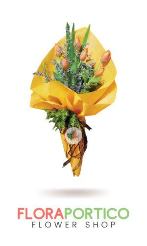 Bouquet of Tulips 4