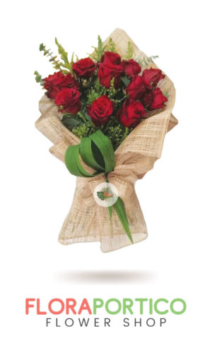 Bouquet of Roses 18