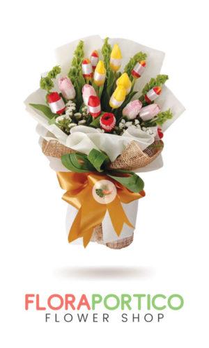 Bouquet of Tulips 5