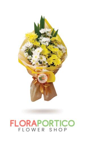 Bouquet of Mums 4