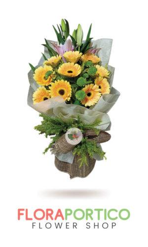 bouquet of gerberas 5