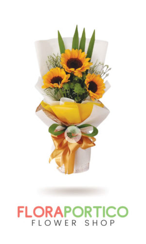 Bouquet of Sunflowers 5
