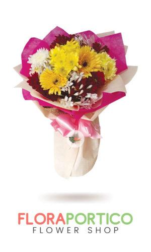 Bouquet of Gerberas 3