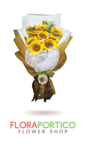 Bouquet of Sunflowers 7