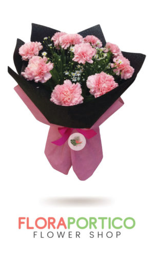 Bouquet of Carnations 4