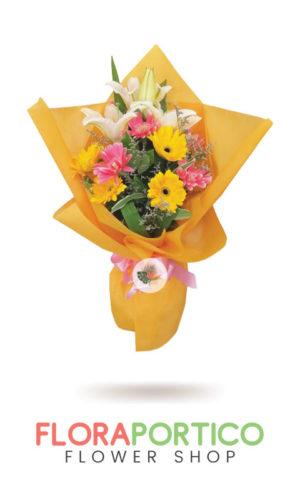 Bouquet of Gerberas 4