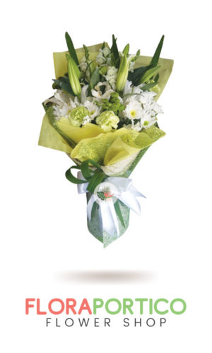 Bouquet of Mums 6