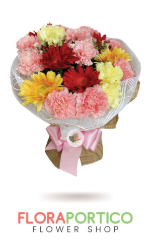 Bouquet of Carnations 5