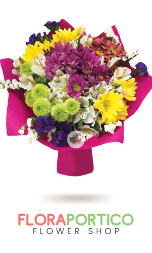 Bouquet of Mums 7
