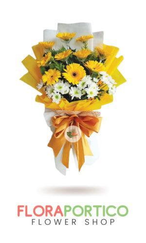 Bouquet of Gerberas 6