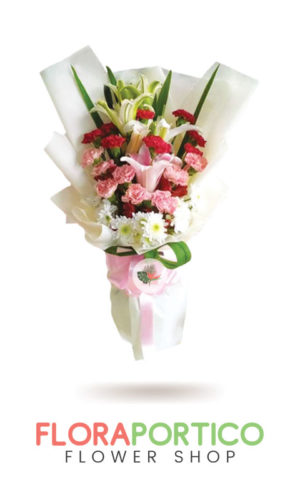 Bouquet of Mixed Flowers 6