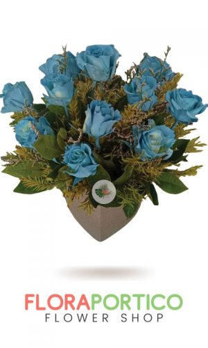 Box of Flowers 1