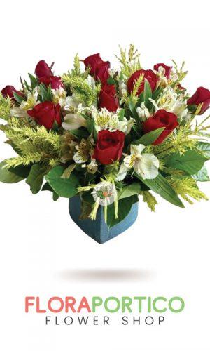 Box of Flowers 2