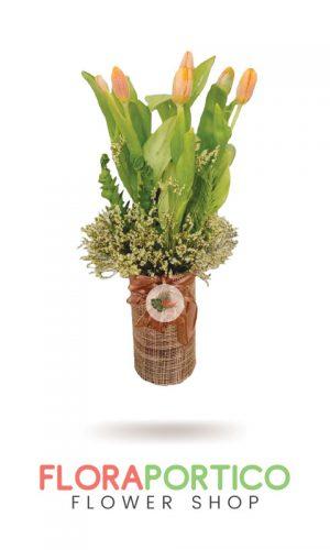 Vase of Flowers 4